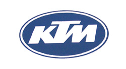 KTM- Abziehbilder