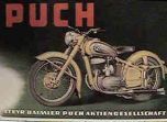 Poster Puch 250 TF