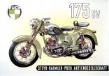 Poster PUCH 125/175 SV