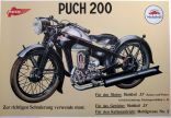 Poster Puch 200