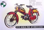 Poster Puch VS 50L