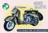 Poster Puch RL 125