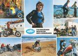 """Poster """"KTM Fahrräder, Mopeds, Motorräder"""""""