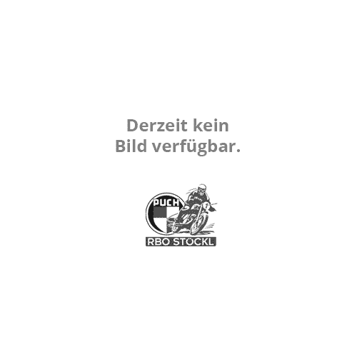 Auspufftopf schwarz/Chrom KTM Mirabell, Tourist, Trophy