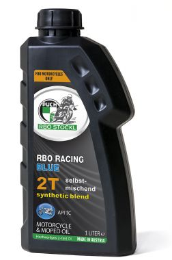 RBO Racing Blue 2T, 1 Liter Dose
